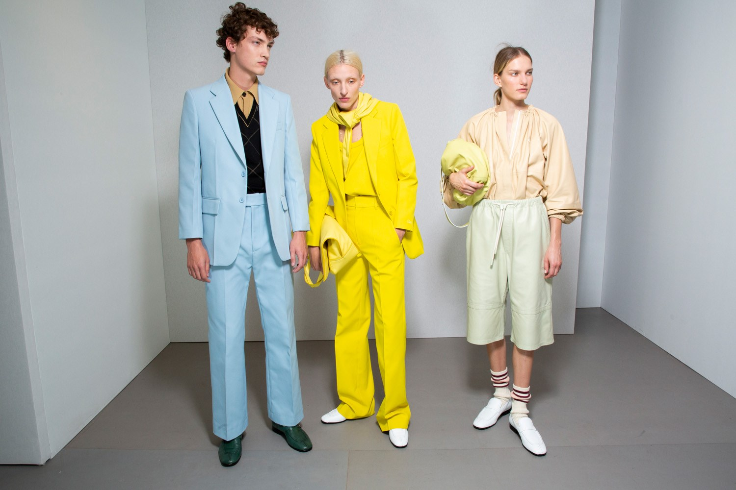 Lacoste Spring 2020 Fashion Show Backstage