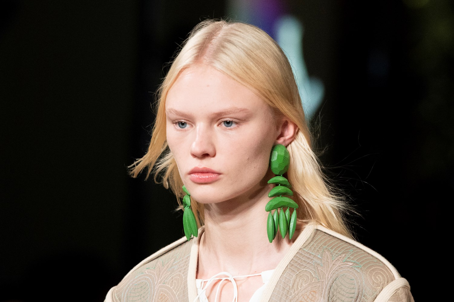 Beauty Trend Spring 2020 Barely There