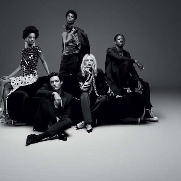 Paco Rabanne 1 Million Fragrance Ad Campaign by Paul Gore