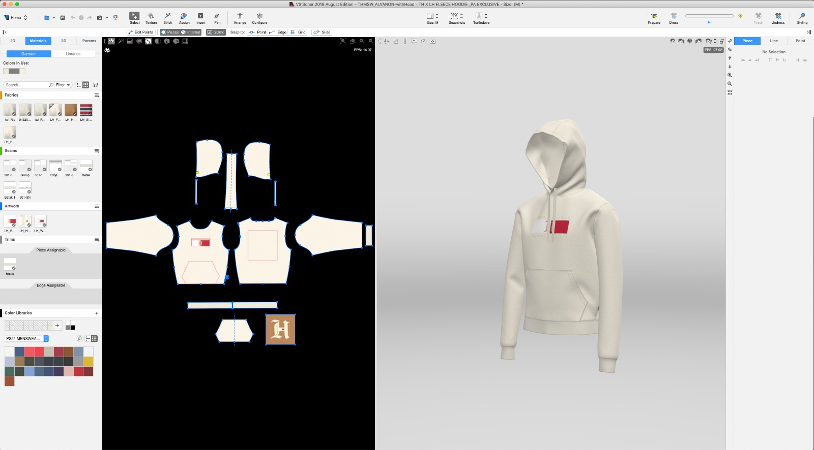 Tommy Hilfiger Commits To 3D Design to Realize Ambitious Digitalization Journey
