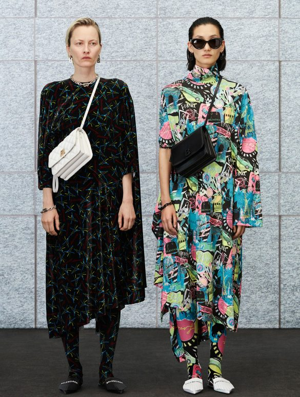 Balenciaga Resort 2020 Fashion Collection