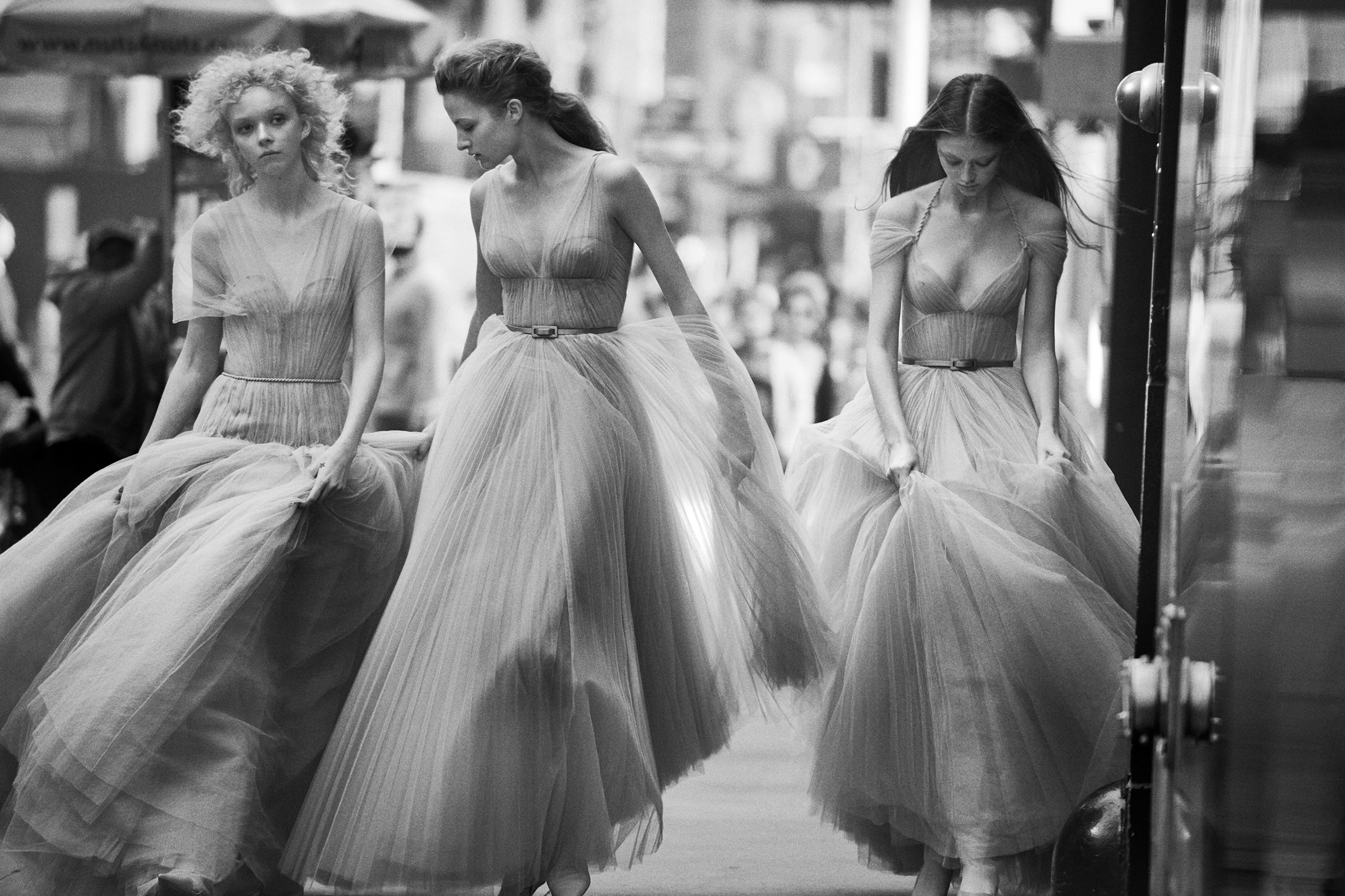 Dior Celebrates The Late Peter Lindbergh With 2-Volume Book Dior/Lindbergh