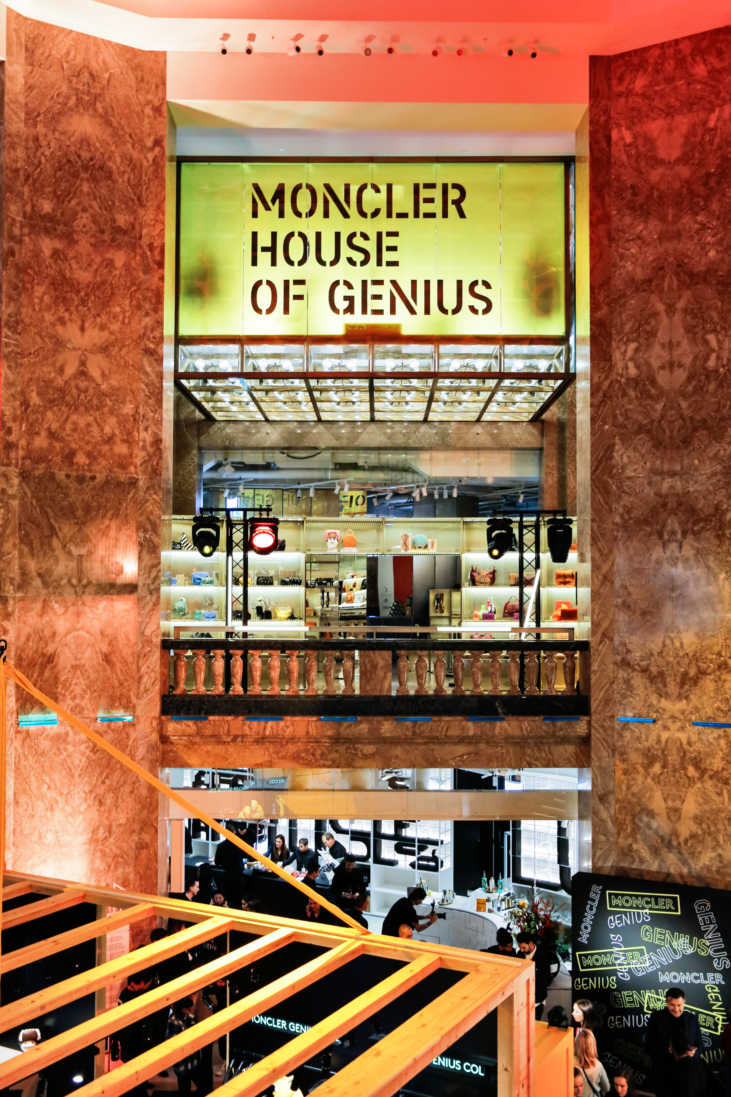 Monlcer House of Genius