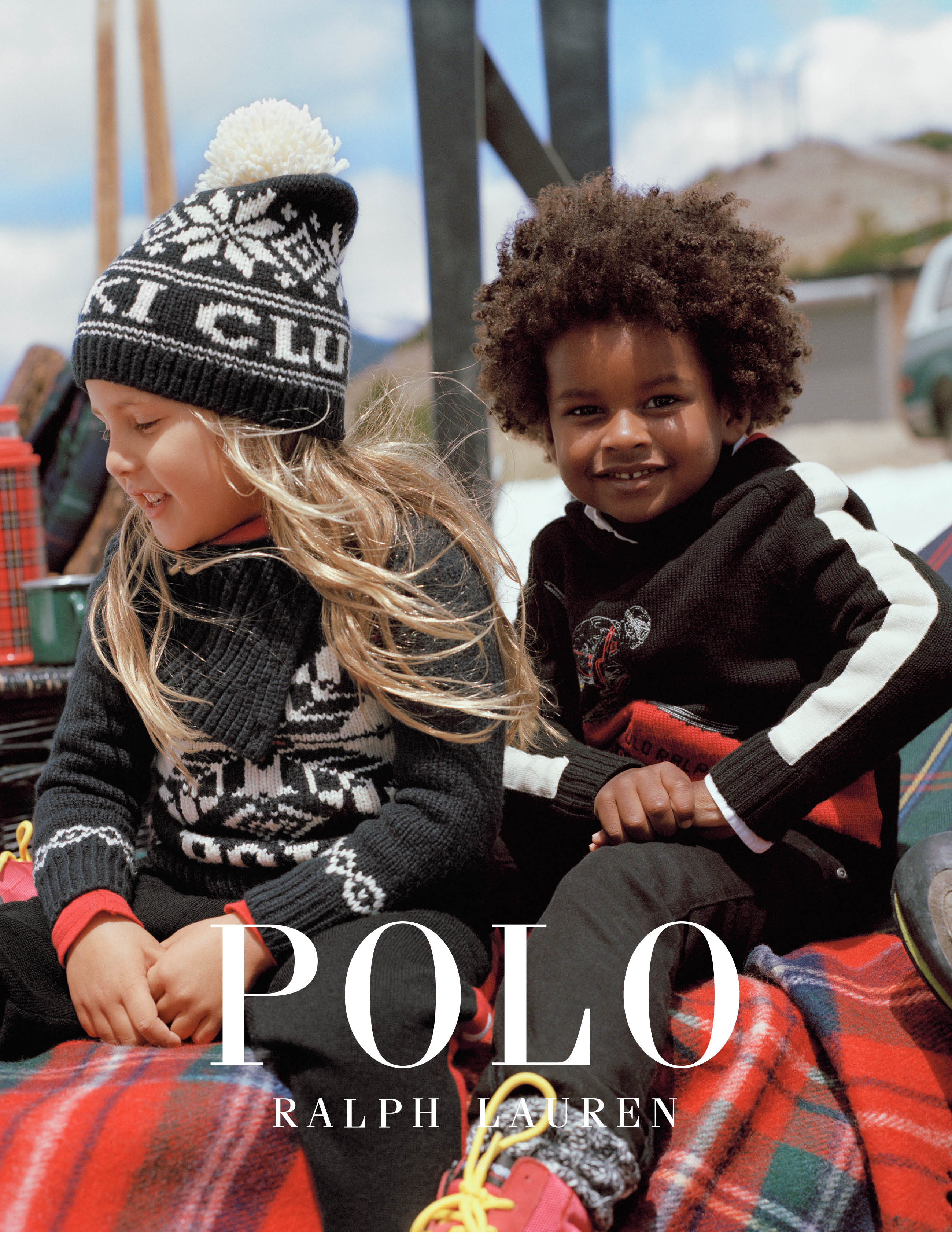Ralph Lauren 'Every Moment is a Gift' Holiday Campaign