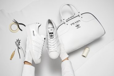 Prada and Adidas Unveil Their Sneaker Collaboration