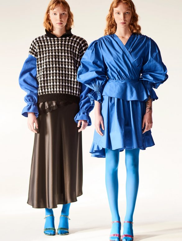 Preen Line Pre-Fall 2020 Fashion Collection