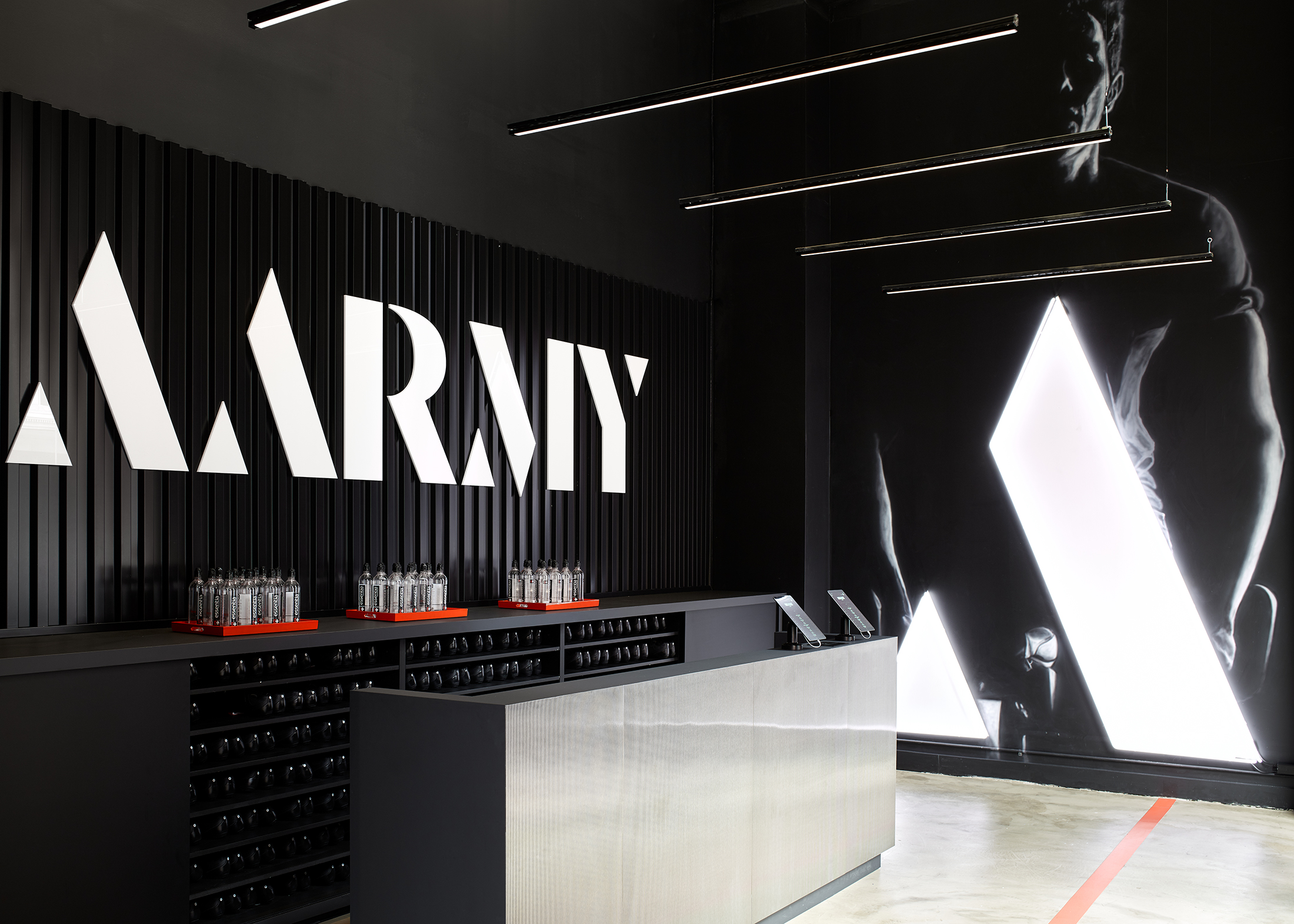 Trey Laird Launches new Fitness Brand AARMY