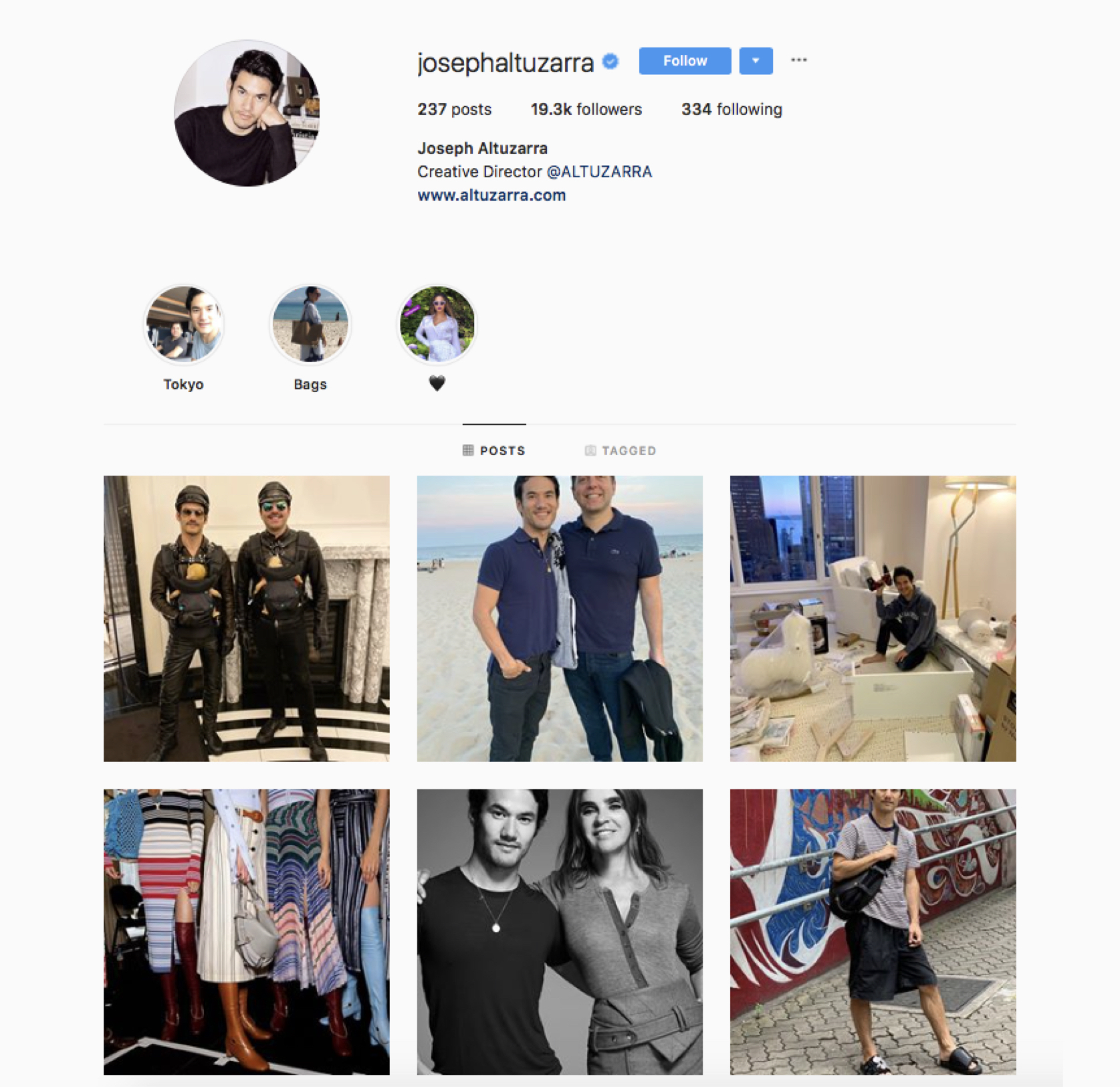 Best Fashion Designer Personal Instagrams to Follow