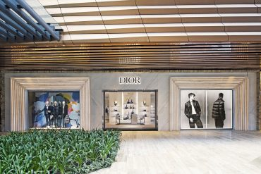 Dior Open's First Men's Store in Mexico