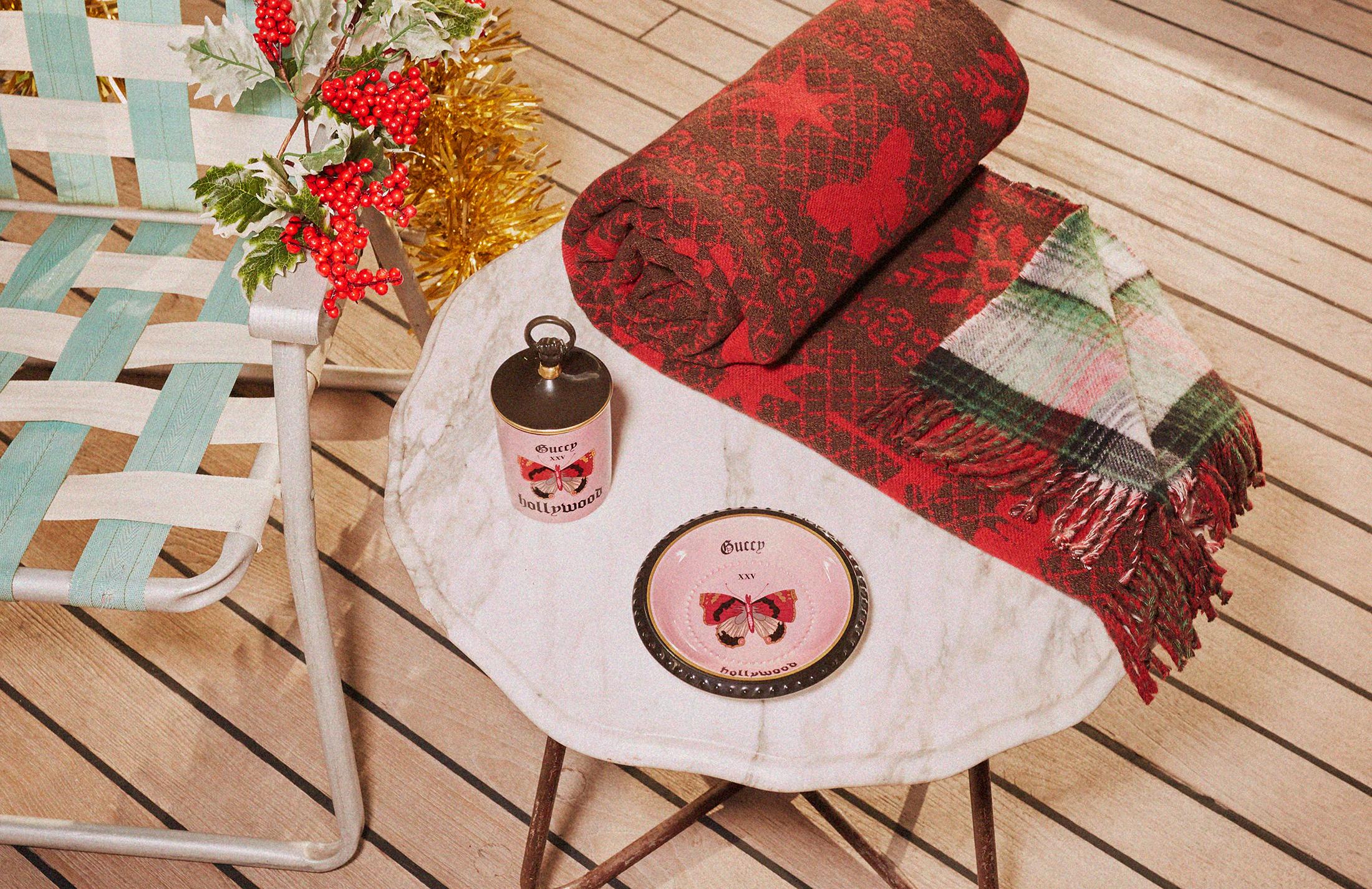 Gucci Holiday 2019 Ad Campaign by Harmony Korine
