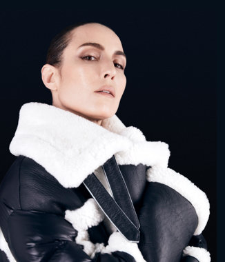 Selfridges Holiday 2019 Campaign with Noomi Rapace