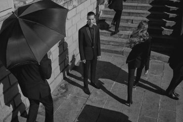 Berluti Pre-Spring 2019 Ad Campaign by Ronan Gallagher Pictures