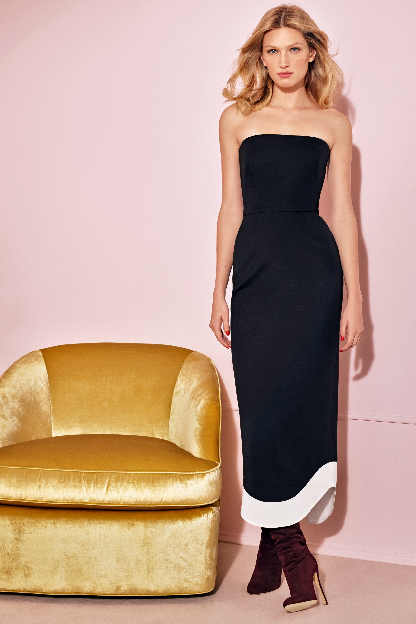 Brandon Maxwell Pre-Fall 2020 Fashion Collection Pictures