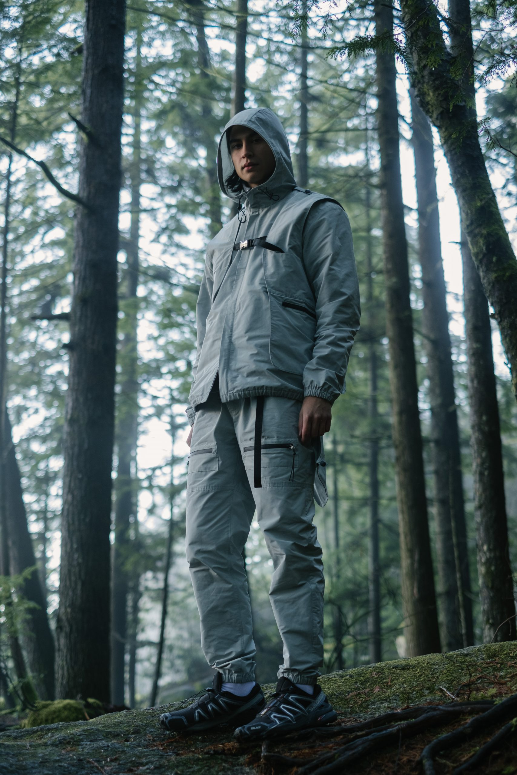 Victor Li Launches Sustainable VTR Collection With First Drop Release