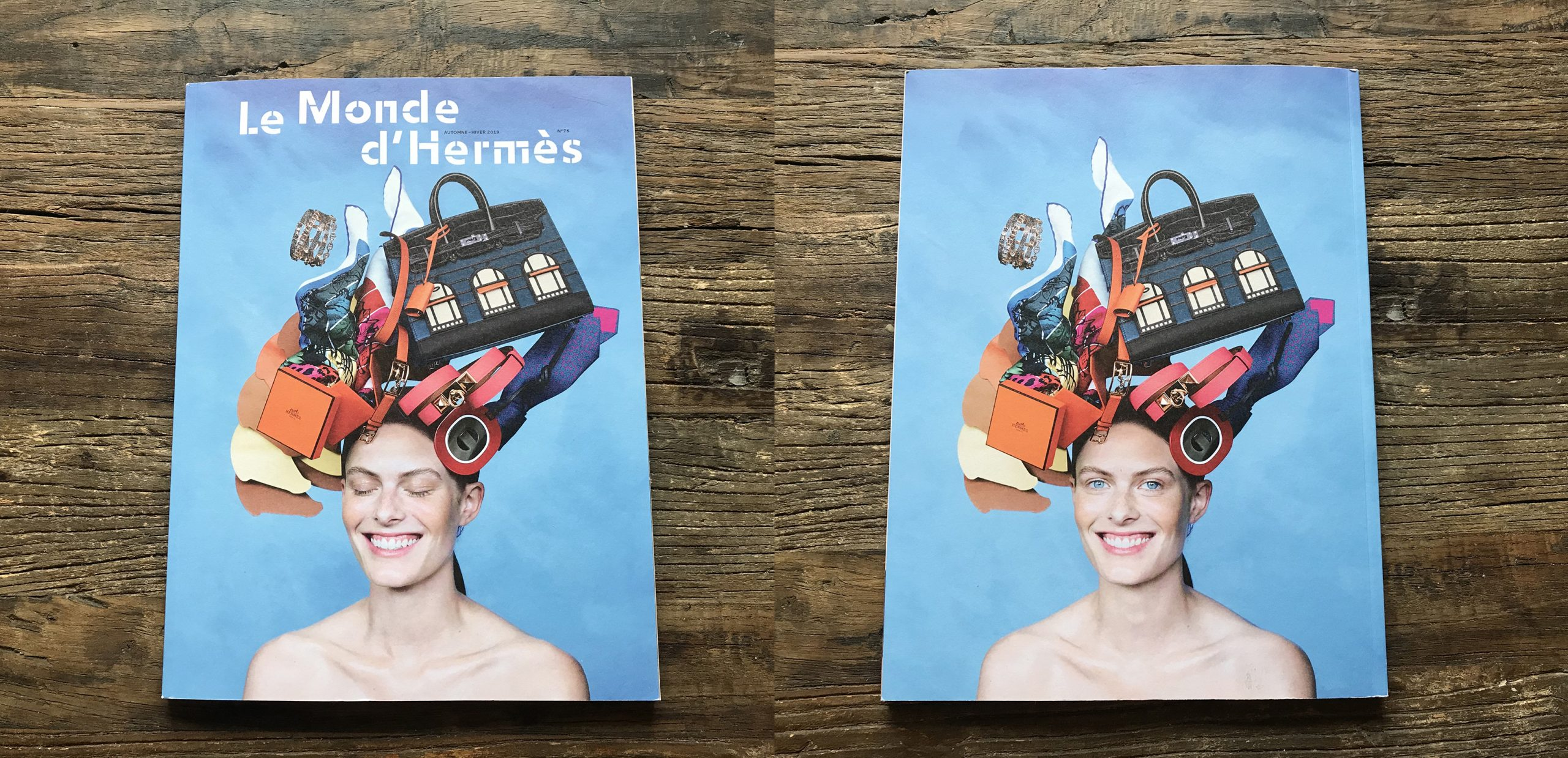How Dior, Loewe, Louis Vuitton, Hermes, and Others Are Creating Fashion Zines to Own Their Message