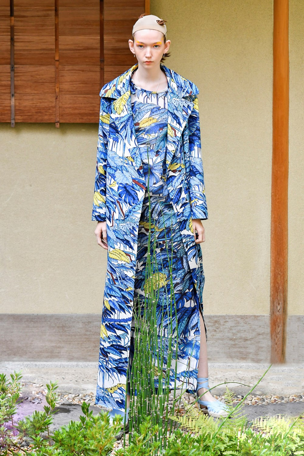Nature-Themed Print Spring 2020 Fashion Trend Pictures