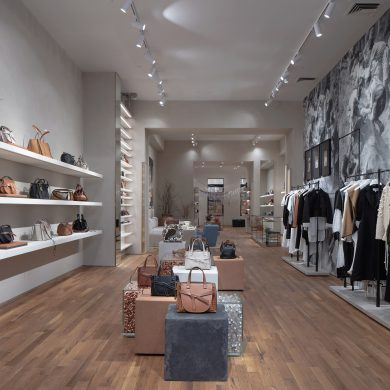 Loewe Opens New Store in SOHO on Greene Street