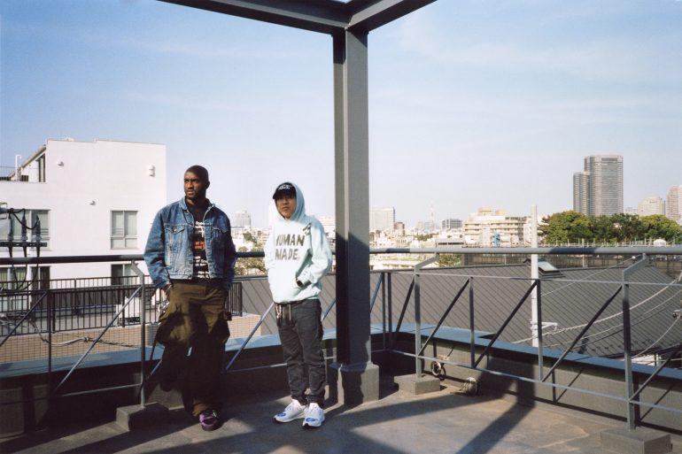 Louis Vuitton Men's Collaboration with Nigo for Louis Vuitton LV² Collection