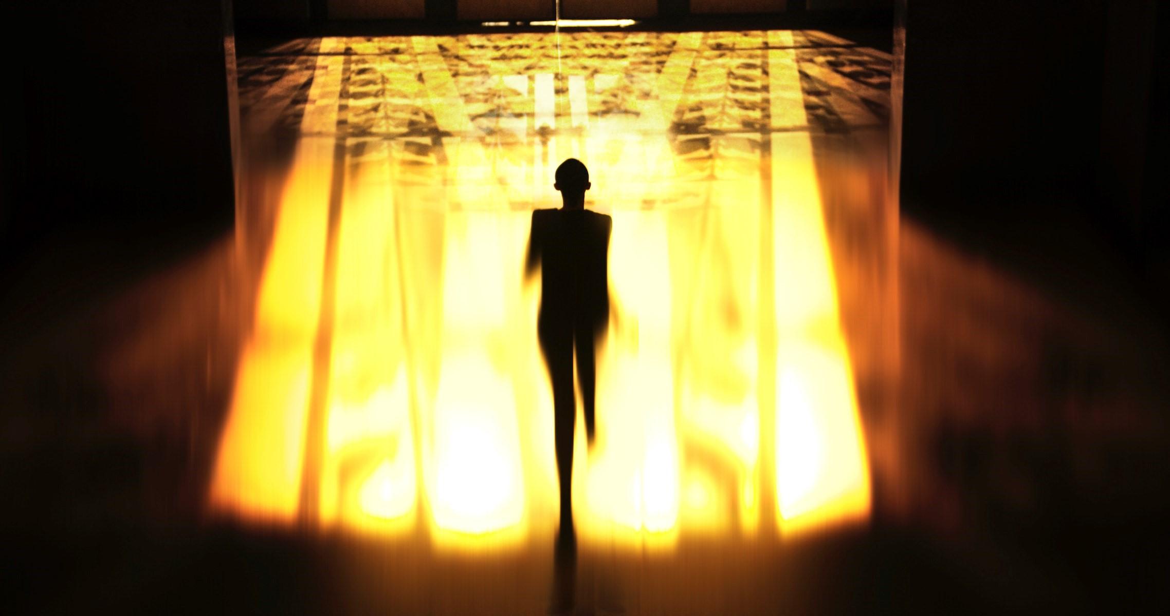 Saint Laurent A Night in Shanghai Film by Wong Kar Wai