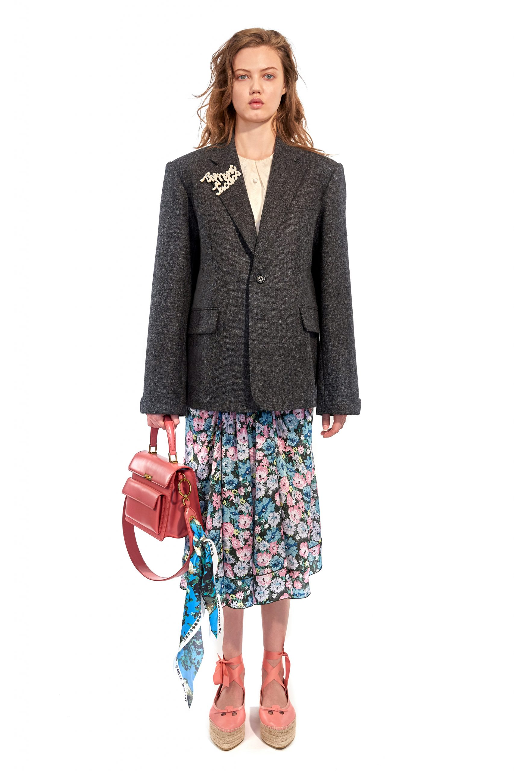 The Marc Jacobs Pre-Fall 2020 Fashion Collection Pictures