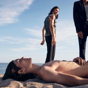 Amiri Spring 2020 Fashion Ad Campaign Photos