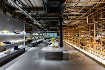 Both Shoes Flagship Store in Tokyo Pictures