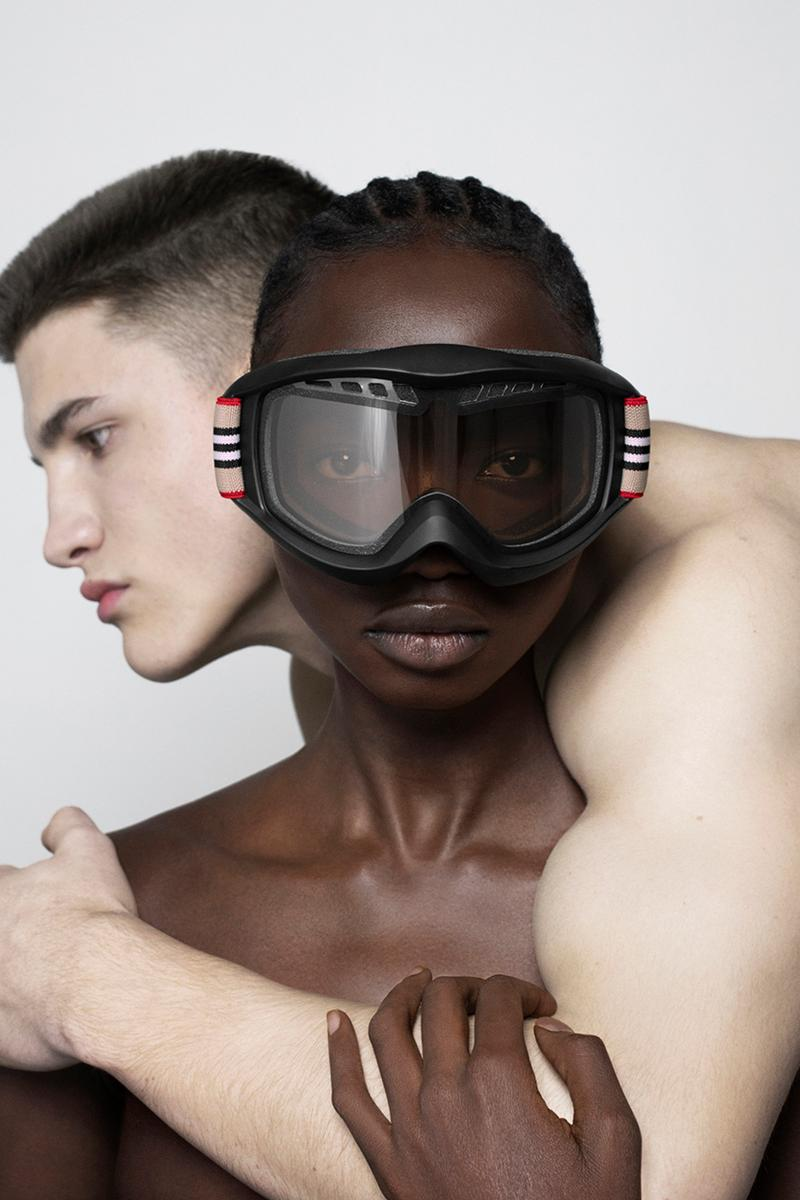 Burberry Unveils 24-Hour Instagram Drop Ski Goggles