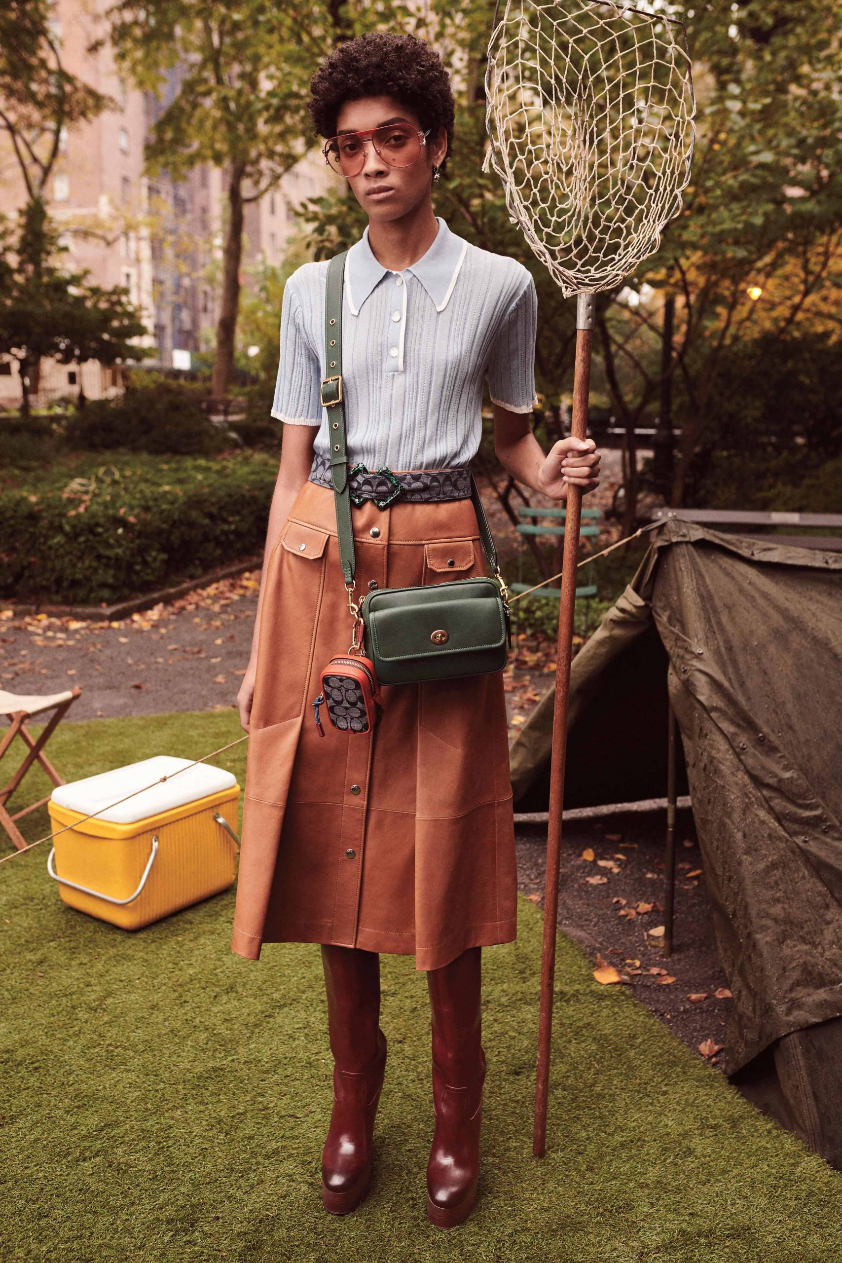 Coach 1941 Pre-Fall 2020 Fashion Collection Pictures