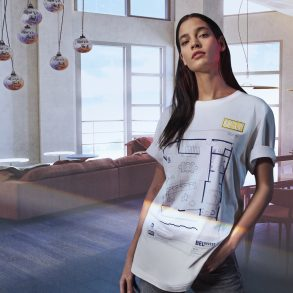 Diesel 'The Most expensive T-Shirts Ever' Campaign Pictures