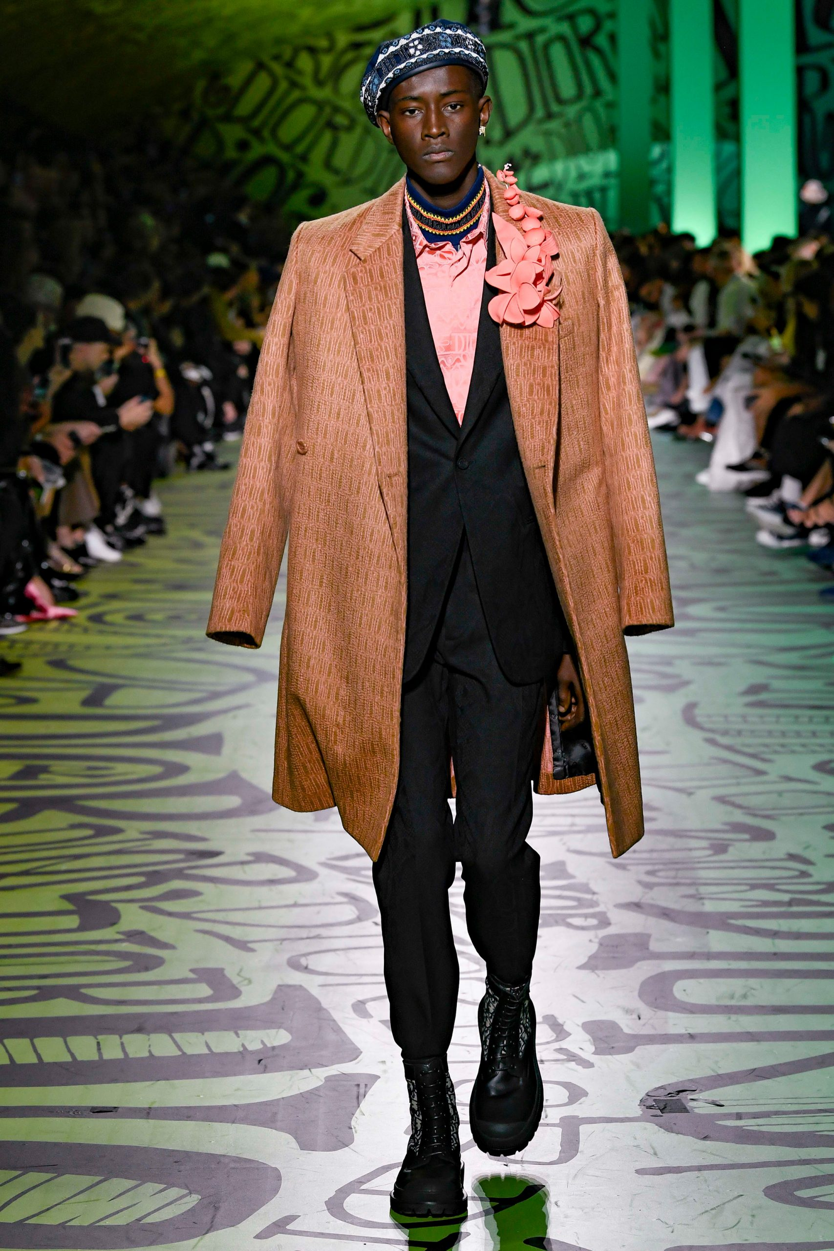 Dior Men's Fall 2020 Fashion Show Pictures