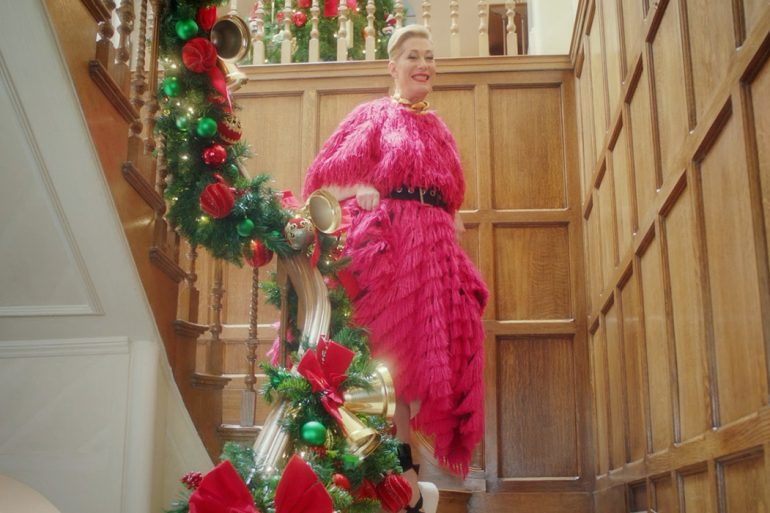 JW Anderson Justin Vivian Bond QVC-Style Holiday Film