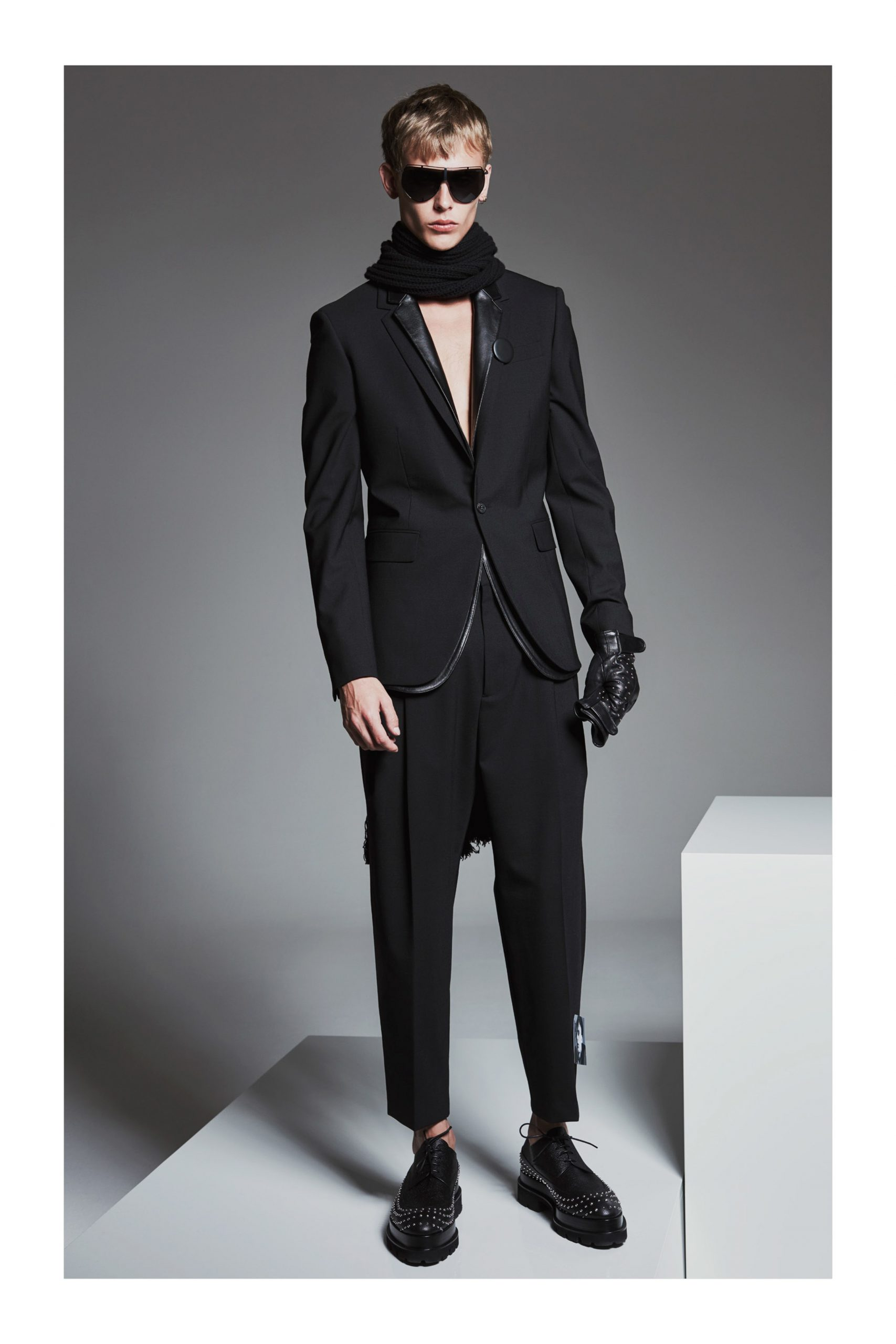 Les Hommes Pre-Fall 2020 Men's Fashion Collection pictures