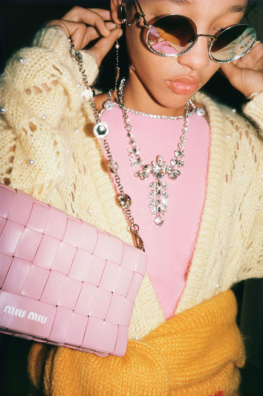 Miu Miu Holiday 2019 Ad Campaign Pictures
