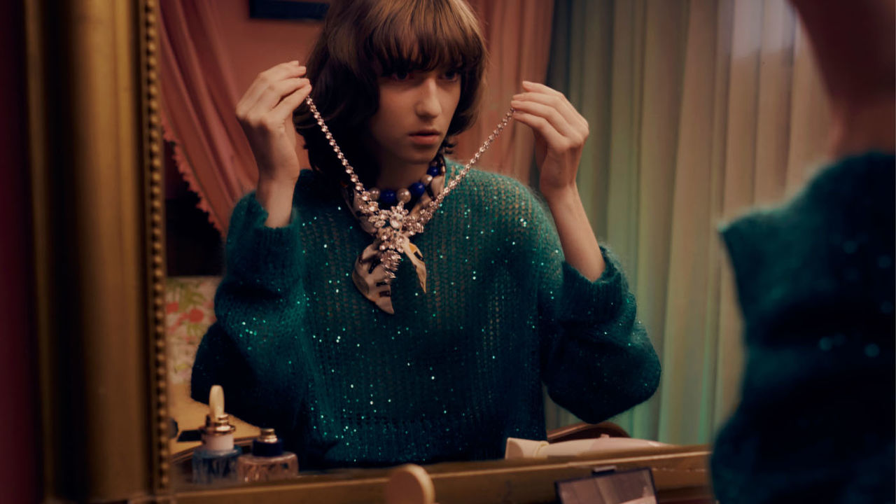 Miu Miu Holiday 2019 Ad Campaign