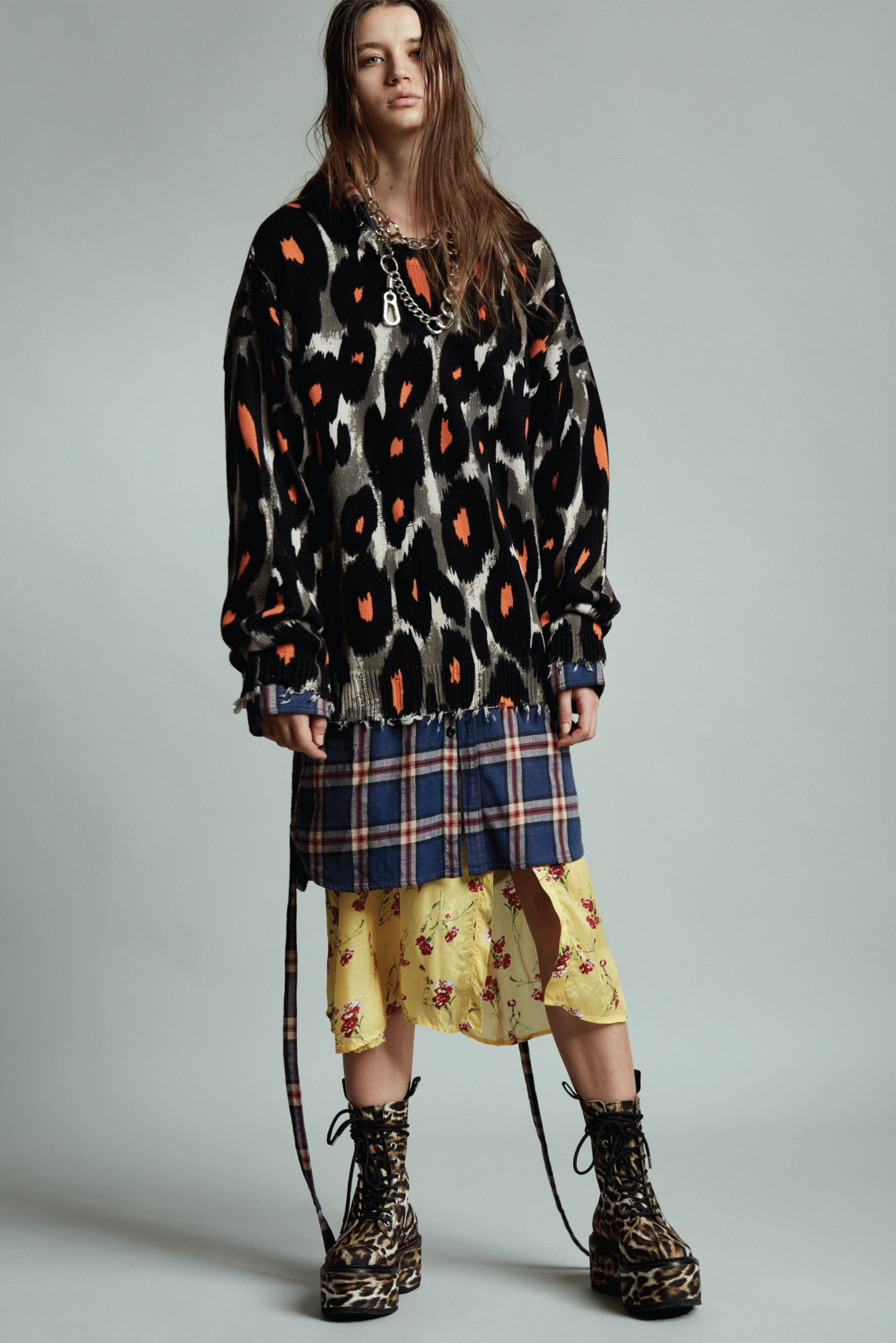 R13 Pre-Fall 2020 Fashion Collection Pictures