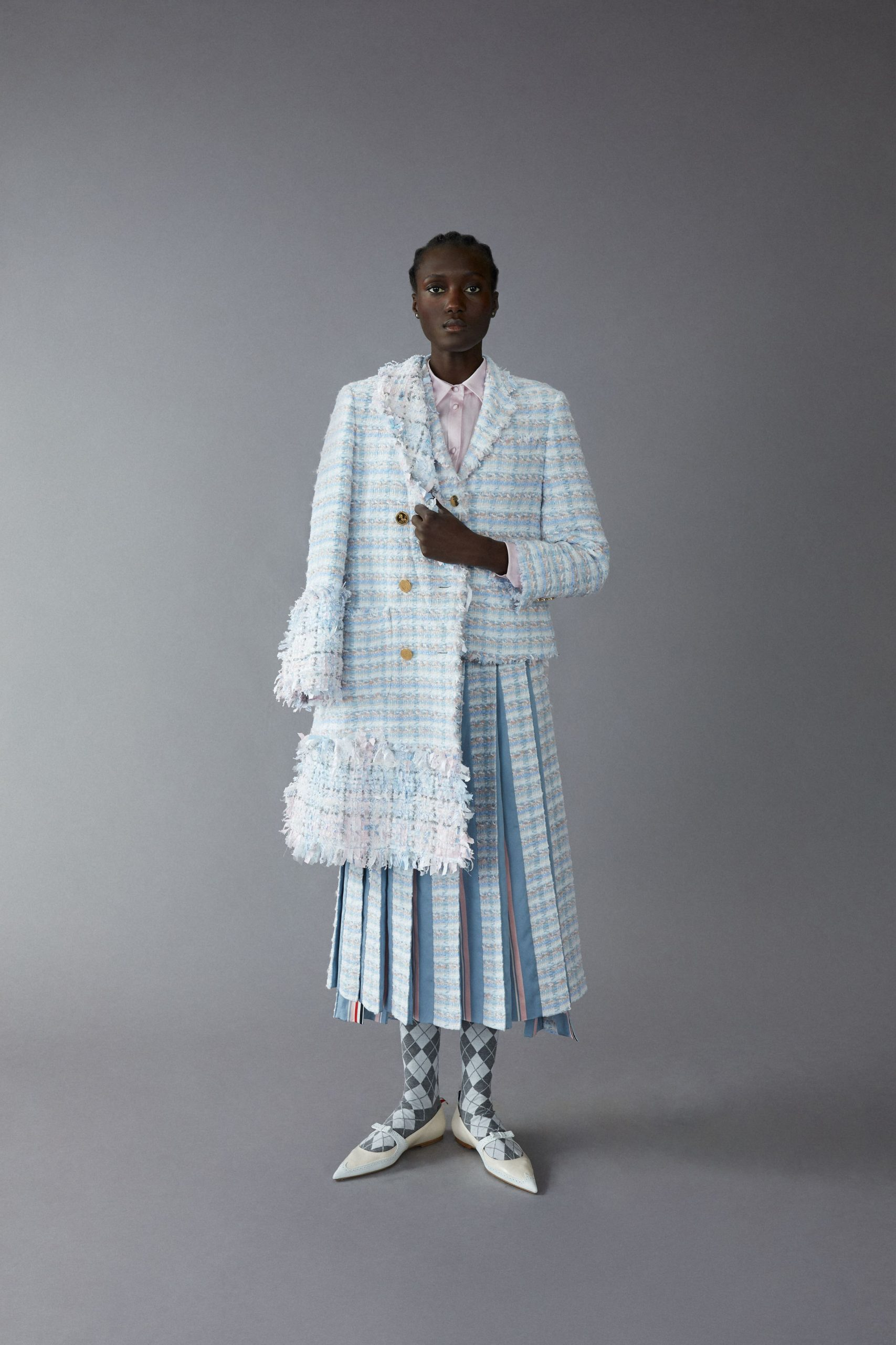 Thom Browne Pre-Fall 2020 Fashion Collection Pictures