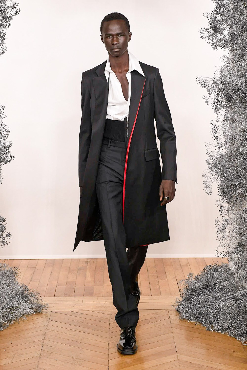 Top 10 Menswear Models of Fall 2020 Fashion Shows Photos