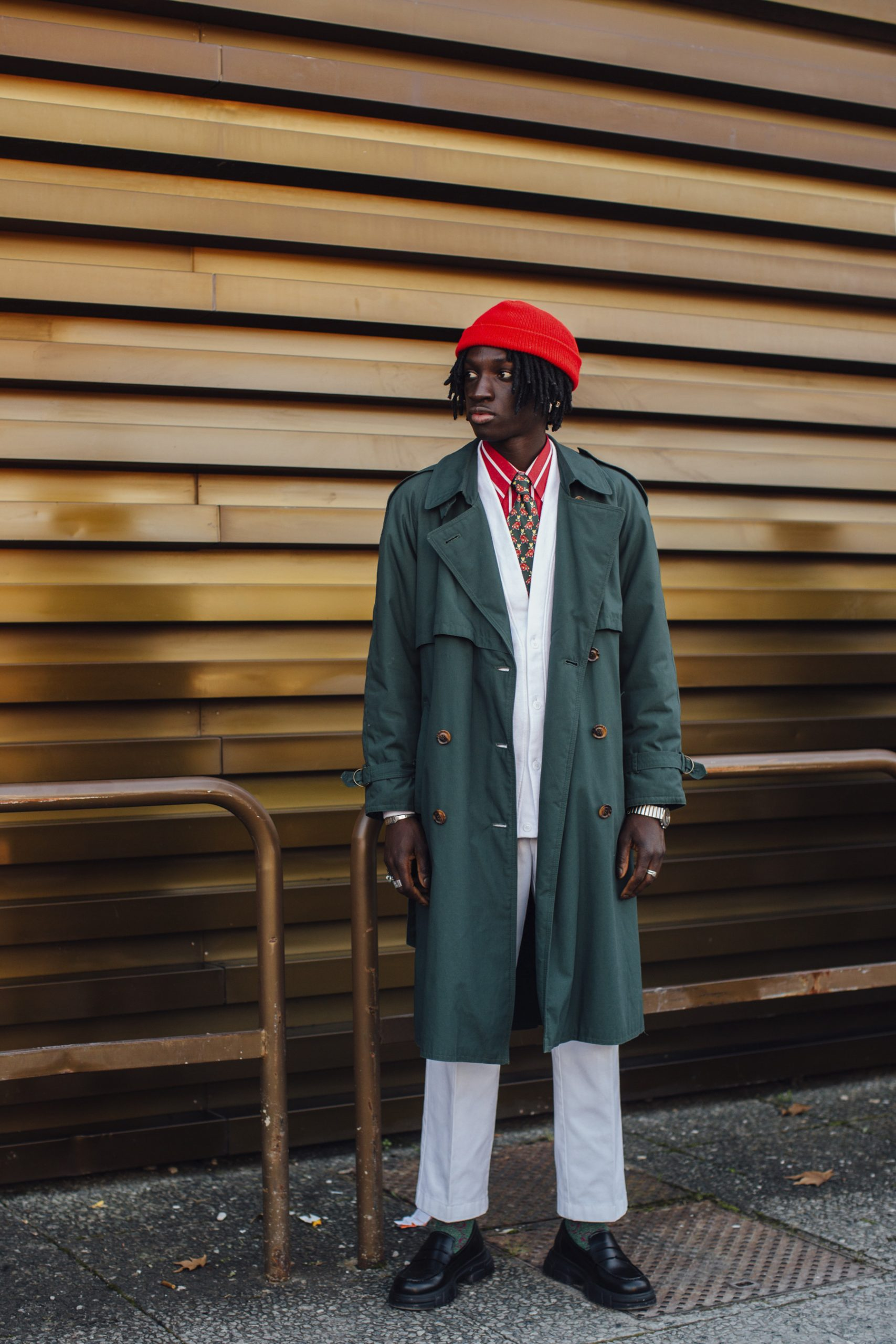 Pitti Uomo Men's Street Style Photos
