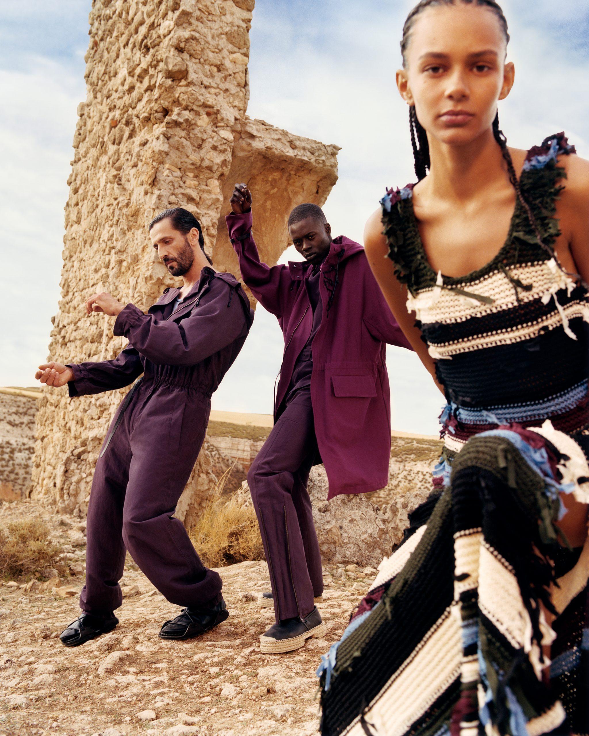 Salvatore Ferragamo Spring 2020 Fashion Ad Campaign Photos