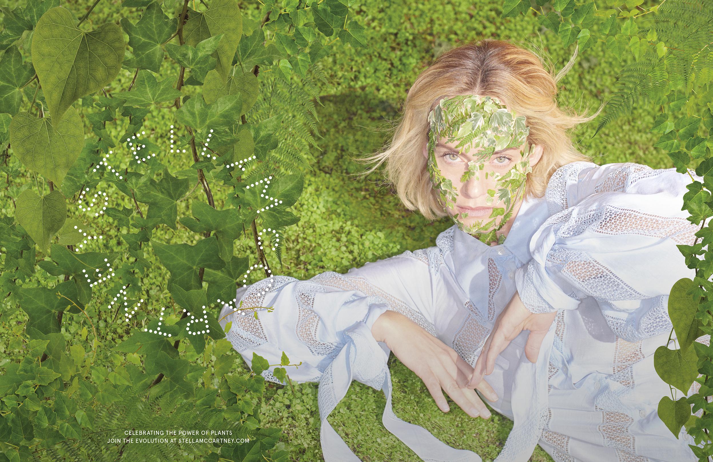 Stella McCartney Spring 2020 Fashion Ad Campaign Photos