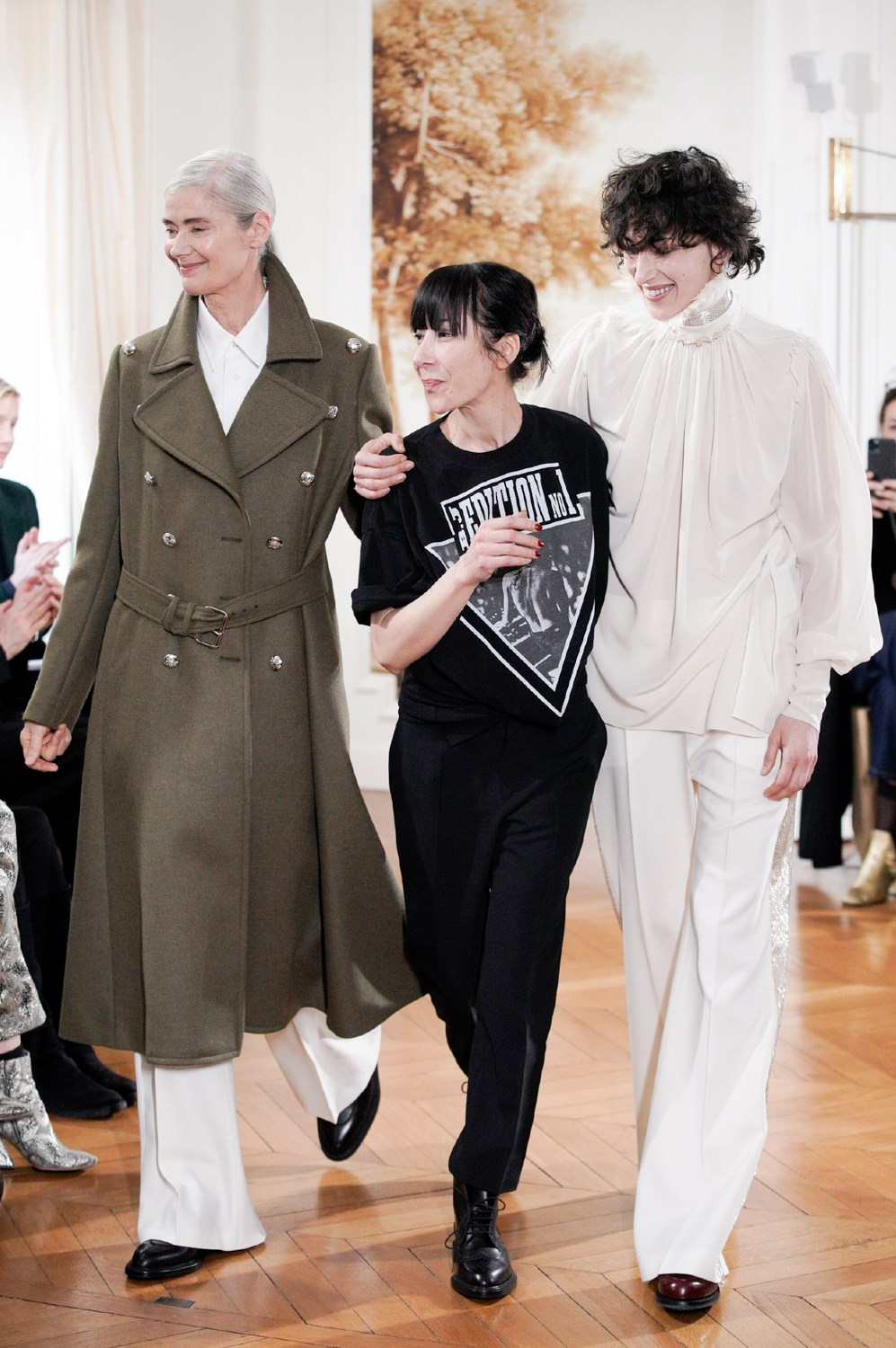 Bouchra Jarrar Spring 2020 Couture Fashion Show Photos