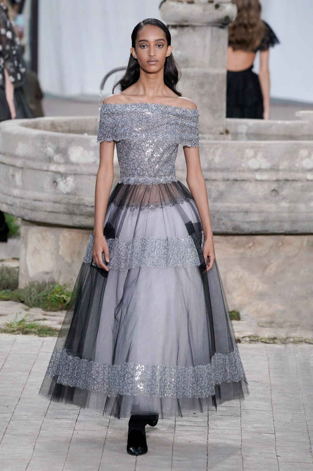 Chanel Spring 2020 Couture Fashion Show Photos