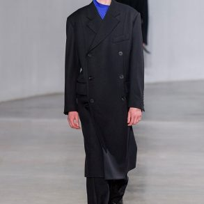 Wooyoungmi Fall 2020 Men's Fashion Show