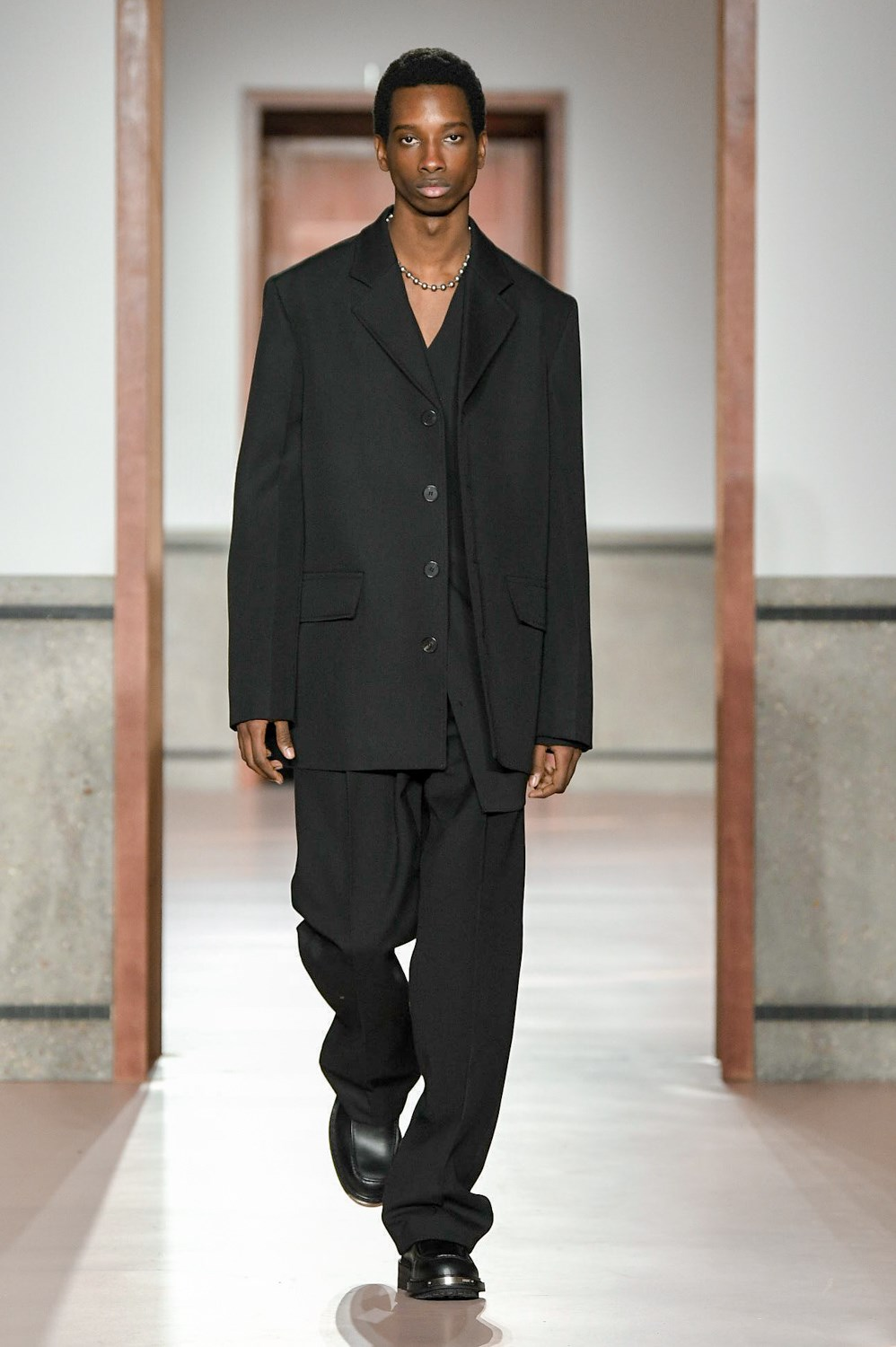 Oamc Fall 2020 Men's Fashion Show Photos