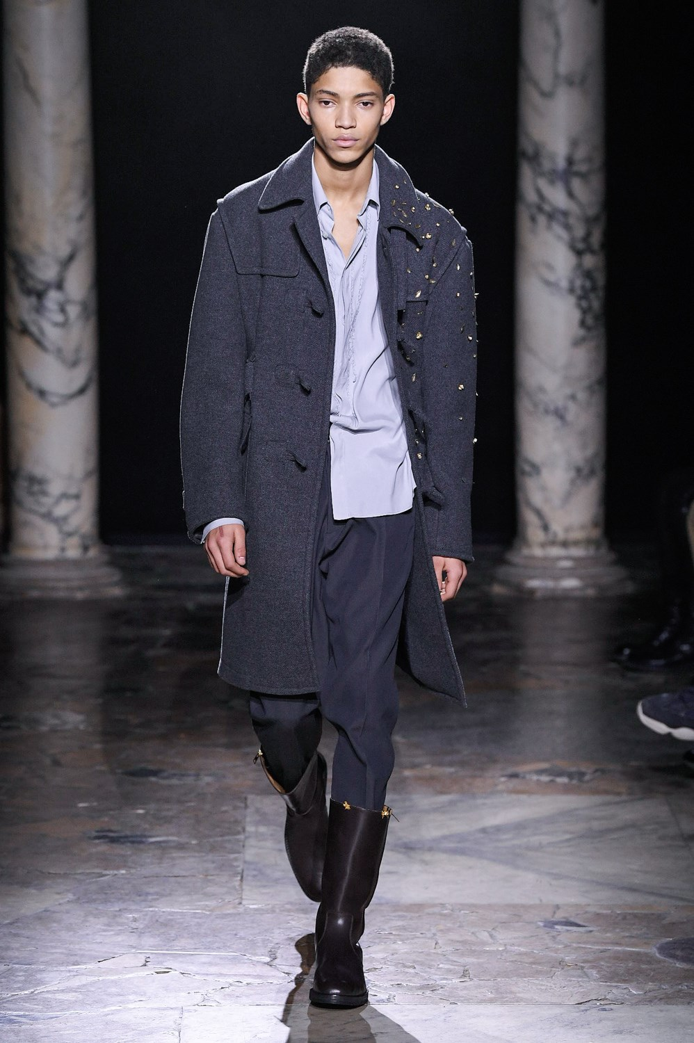 Rochas Fall 2020 Men's Fashion Show Photos