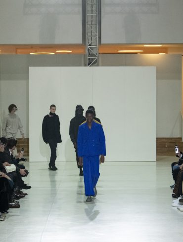 A-cold-wall Fall 2020 Men's Fashion Show Atmosphere