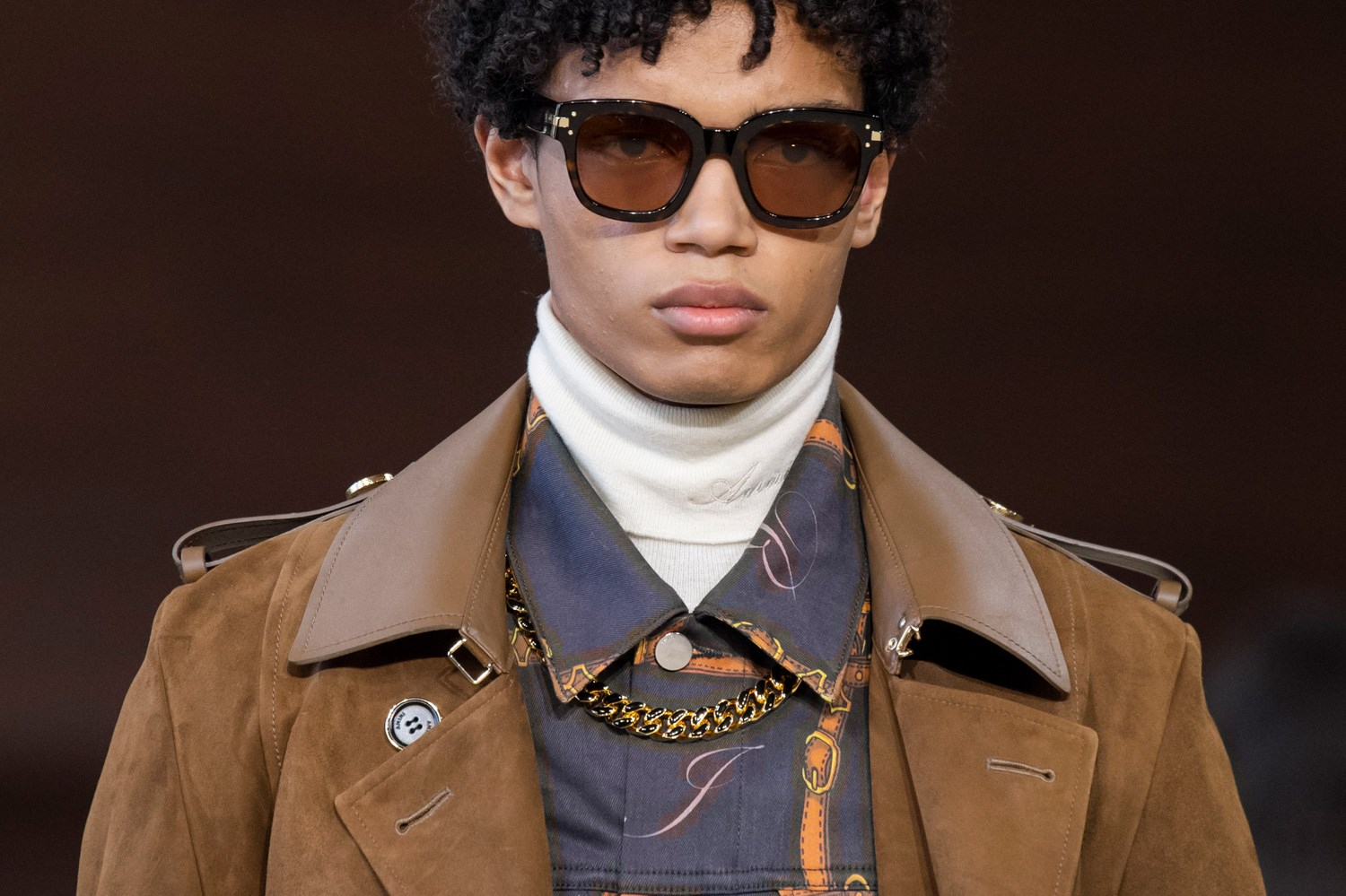 Amiri Fall 2020 Men's Fashion Show Photos