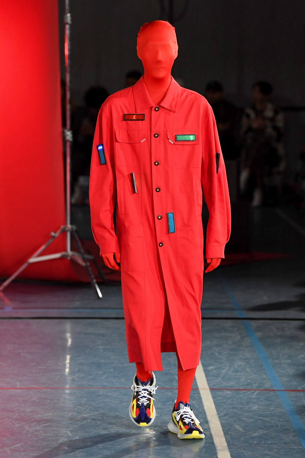 Angus Chiang Fall 2020 Men's Fashion Show Photos