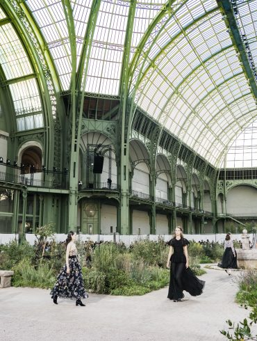 Chanel Spring 2020 Couture Fashion Show Atmosphere
