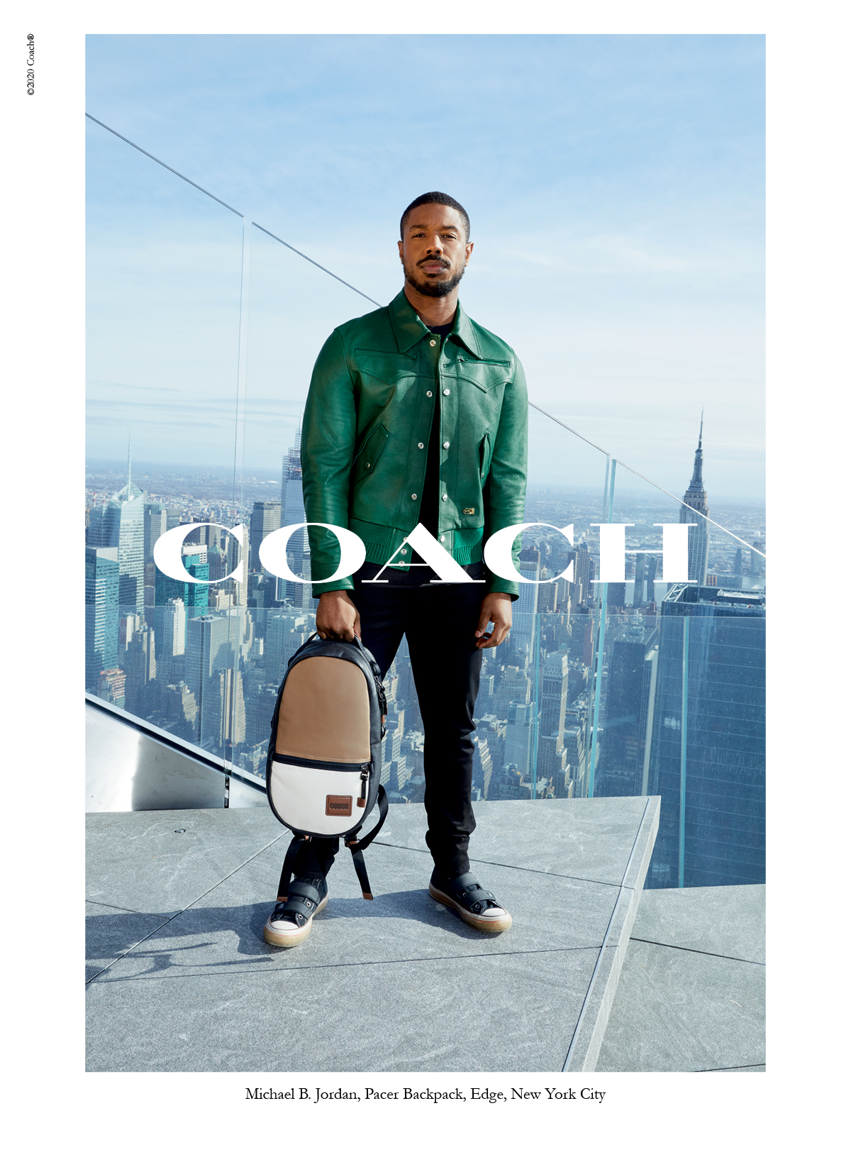 Coach Spring 2020 Fashion Ad Campaign Jennifer Lopez Photos